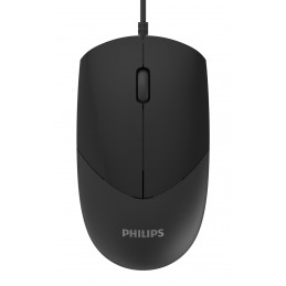 PHILIPS ενσύρματο ποντίκι...