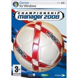 Championship Manager 2008 PC