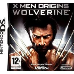 X-Men Origins Wolverine DS