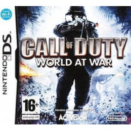 Call of Duty: World at War DS