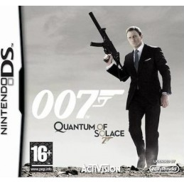 007 Quantum of Solace DS