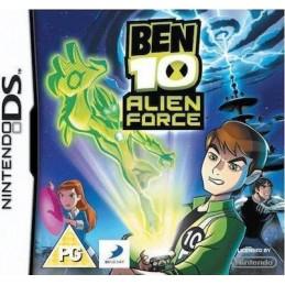 Ben 10 Alien Force DS
