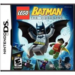 Lego Batman The Videogame  DS