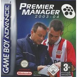Premier Manager 2003-2004 -...