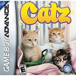 catz - GAME BOY ADVANCE