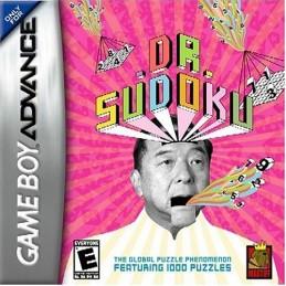 Dr. Sudoku - GAME BOY ADVANCE
