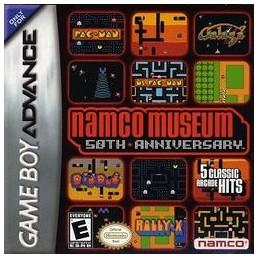 Namco Museum - GAME BOY...