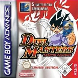 Duel Masters Sempai Legends...