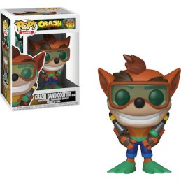 funko pop ! : Crash...