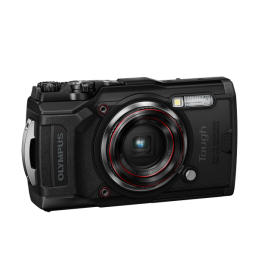 OLYMPUS TG-6 BLACK TOUGH...
