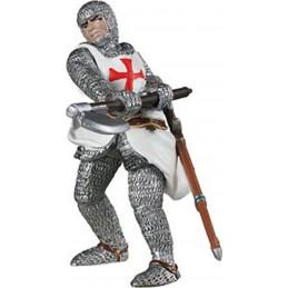 Papo Templar Knight