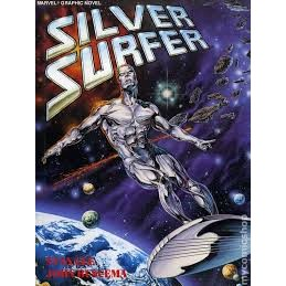 Silver Surfer used
