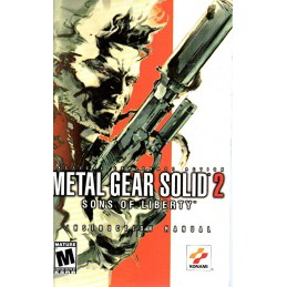 Metal Gear Solid 2 - Sons...