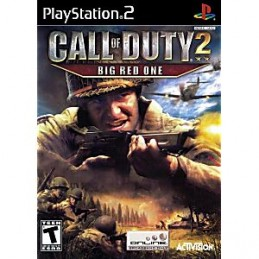 Call of Duty 2 Big Red One...