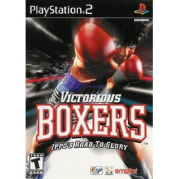 Victorious Boxers...
