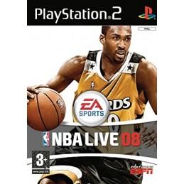 NBA Live 08 Playstation2...