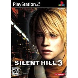 Silent Hill 3 Playstation2...