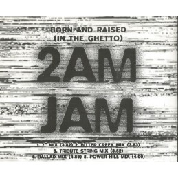 2am Jam ‎– Born And Raised...