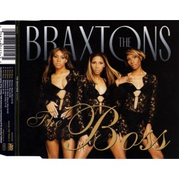 The Braxtons ‎– The Boss
