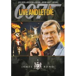 Live and Let Die 007 (Dvd)...