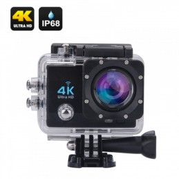 ACTION CAMERA 4K ULTRA WIFI...