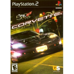 Corvette - PLAYSTATION 2...