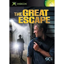 the great escape - Xbox (NO...