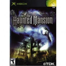 the haunted mansion- Xbox...
