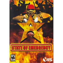State of Emergency -PC (NO...