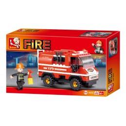 SLUBAN Τουβλάκια Fire, Fire...