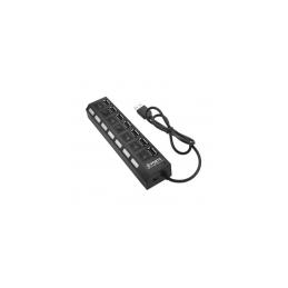 USB hub USB 2.0, 7 θύρες,...