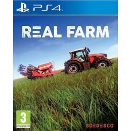 Real Farm Sim PS4