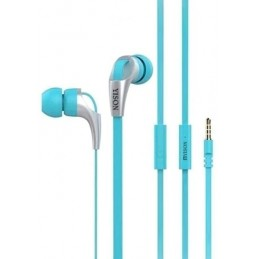 yison earphone (μπλε)