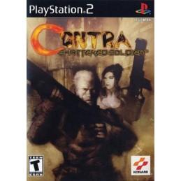 CONTRA- PLAYSTATION 2 (NO...