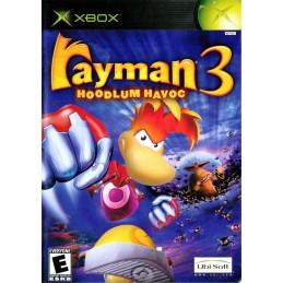 RAYMAN 3 - XBOX (NO COVER)