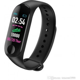 smartwatch nt (μαυρο)