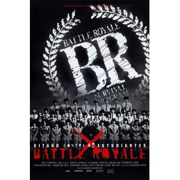 Battle Royale (2000) Batoru...
