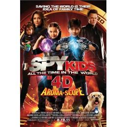 Spy Kids 4: Το τέλος του...