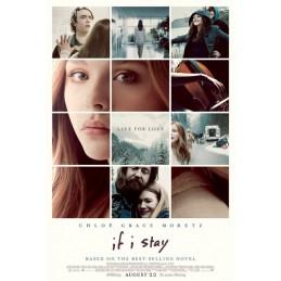 Αν μείνω (2014) If I Stay...