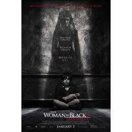 Η γυναίκα με τα μαύρα 2:...