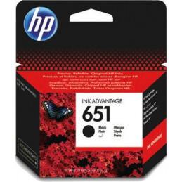 HP 651 Black (C2P10AE)