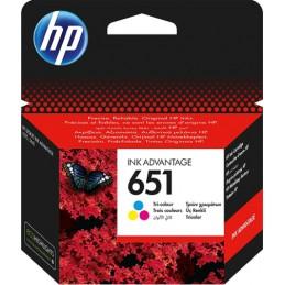 HP 651 Tri-color (C2P11AE)