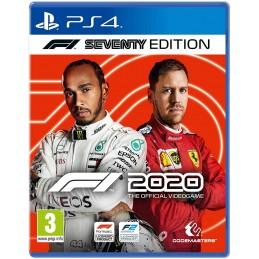 F1 2020 - Seventy Edition...