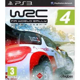 WRC 4 PS3 (USED)
