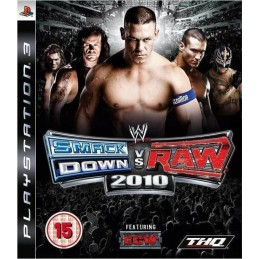 WWE SmackDown vs. Raw 2010...