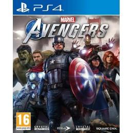 Marvel`s Avengers PS4 Game