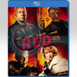 RED (BLU-RAY) USED