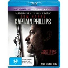 CAPTAIN PHILLIPS BLUE RAY...