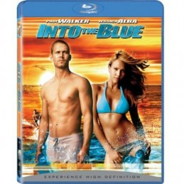 INTO THE BLUE (BLU-RAY) USED
