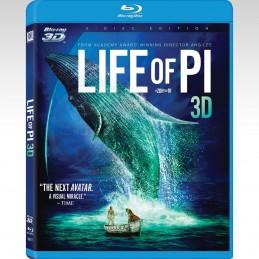 LIFE OF PI 3D - Η ΖΩΗ ΤΟΥ...